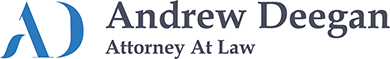 Andrew Deegan Attorney at Law logo